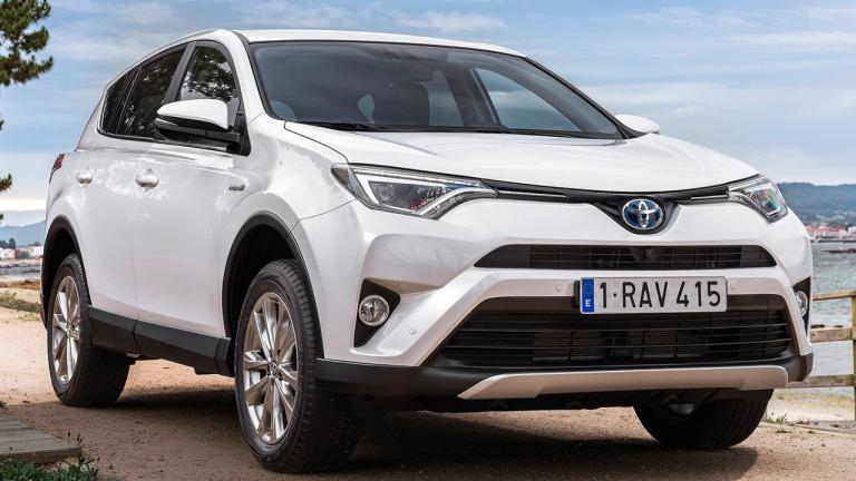 Toyota Rav4 Todas Las Versiones Del Mercado Precios Y