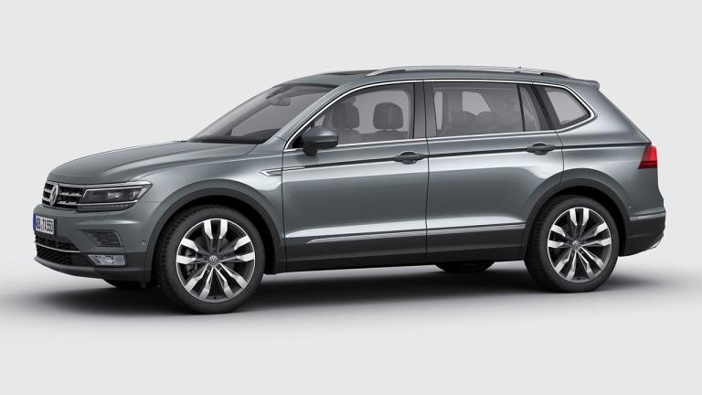 Volkswagen Tiguan Todas Las Versiones Del Mercado