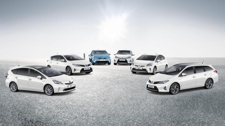 Coches Toyota Todos Los Modelos Y Precios De Toyota
