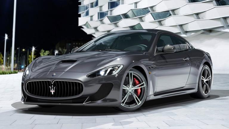 Coches Maserati Todos Los Modelos Y Precios De Maserati Autobild Es