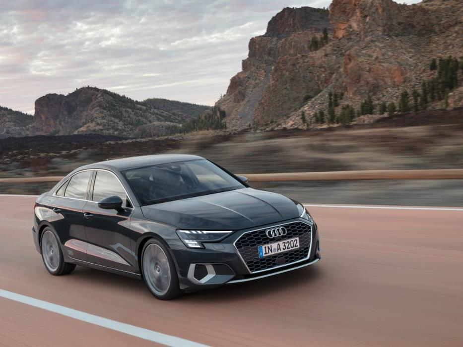 Audi A3 Sedán 2020 35 TDI S tronic Advanced - 0