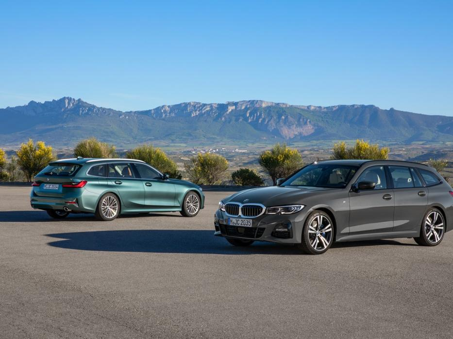 BMW Serie 3 Touring 2019 M340i xDrive Touring - 0
