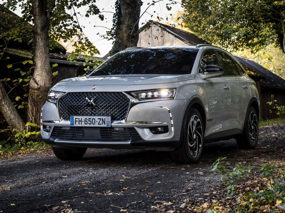 DS 7 Crossback e-Tense 2020 4x4 Be Chic - 0