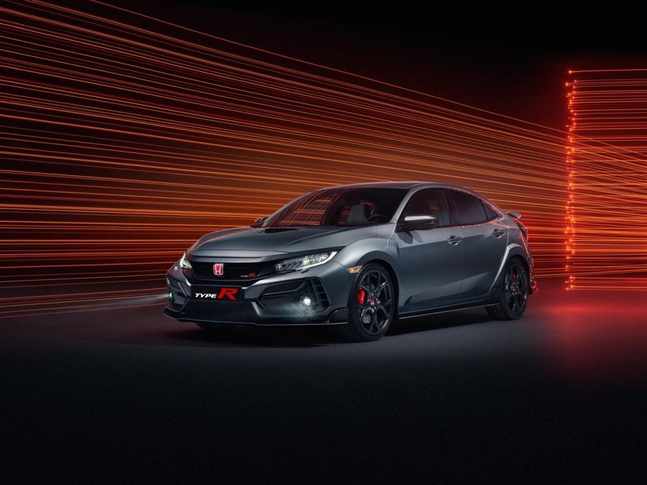 Honda Civic Type R 2020 2.0 VTEC Turbo Sport Line - 0