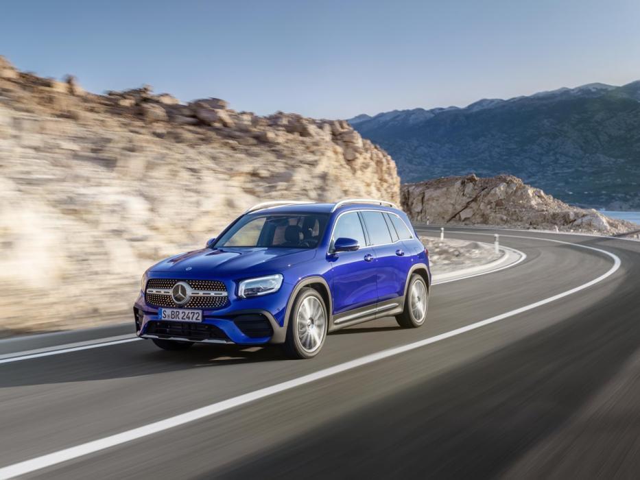 Mercedes Glb 2019 Datos Y Precios Autobild Es
