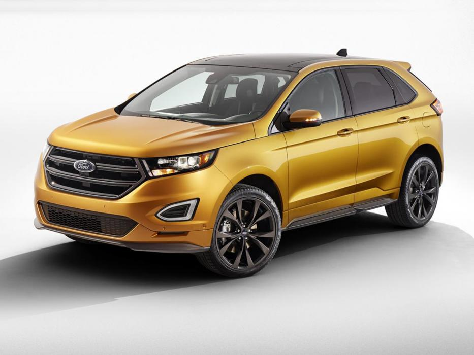 Ford Edge 2015 2.0 Duratorq TDCi 210CV AWD PowerShift ST-Line - 0