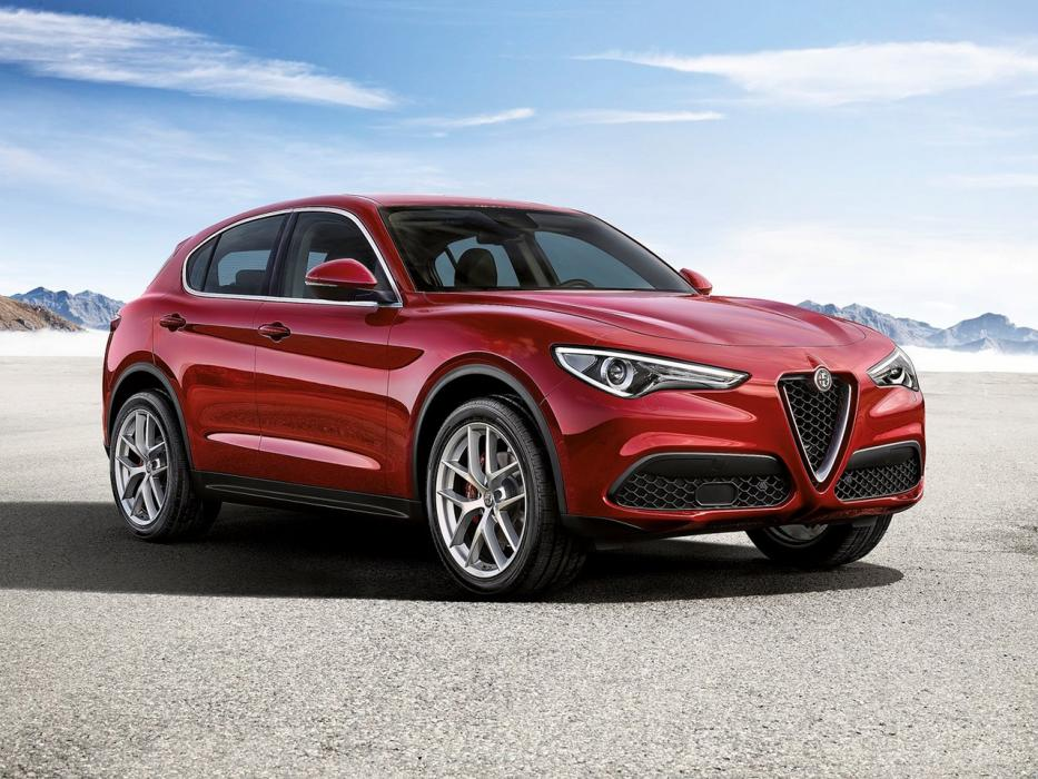 Alfa Romeo Stelvio 2016 2.2 Turbo 180CV AWD Super - 0