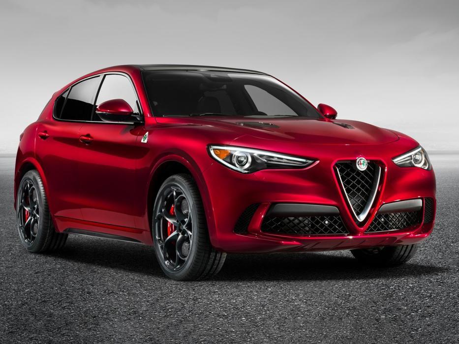 Resultado de imagen de Alfa Romeo stelvio