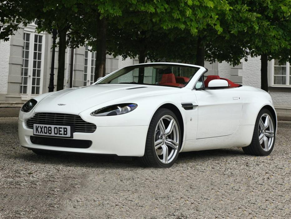 Aston Martin V8 Vantage Roadster 2007 4.7 V8 Manual - 0