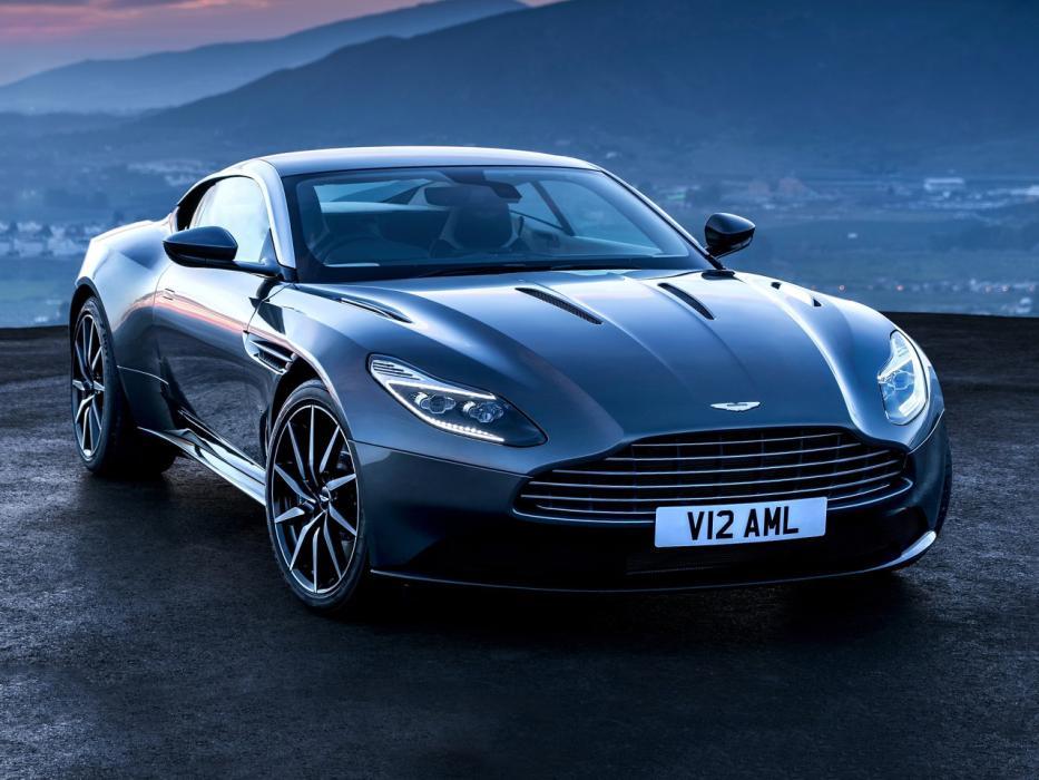 Aston Martin Db11 2016 Datos Y Precios Autobild Es