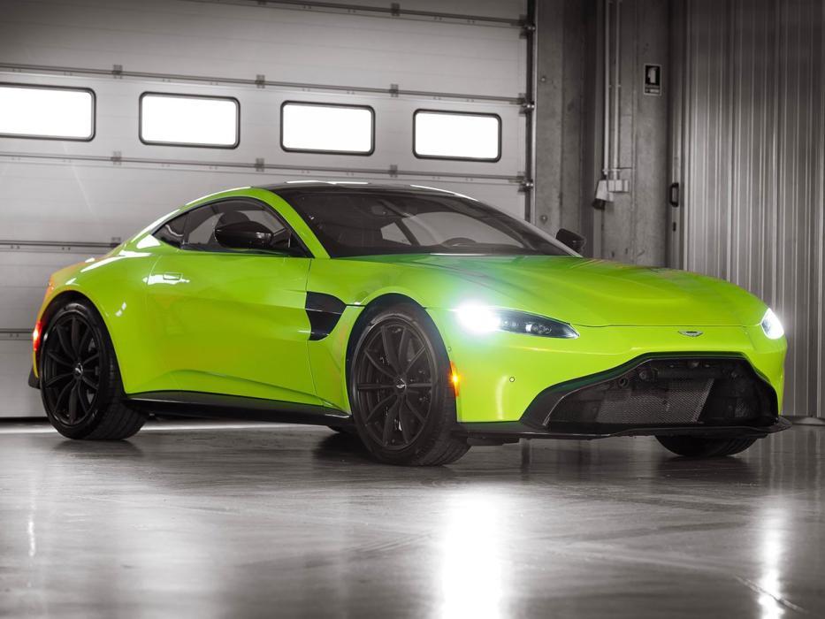 Aston Martin Vantage Coupé 2018 Datos Y Precios Autobild Es
