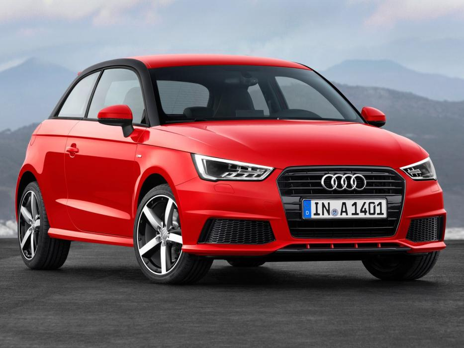 Audi A1 Hatchback 2015 1.4 TDI 90CV Ultra Attraction - 0