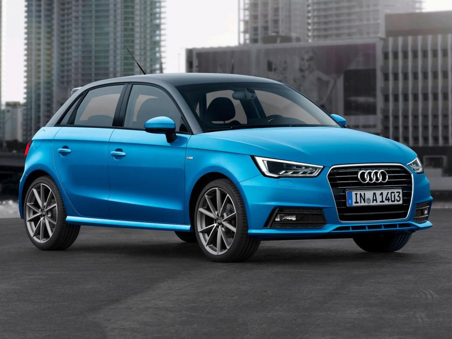 Audi A1 Sportback 2015 1.4 TFSI 125CV Attraction - 0