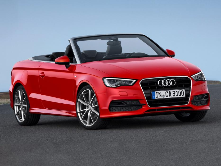 Audi A3 Cabrio 2013 1.4 TFSI 125CV Attraction - 0