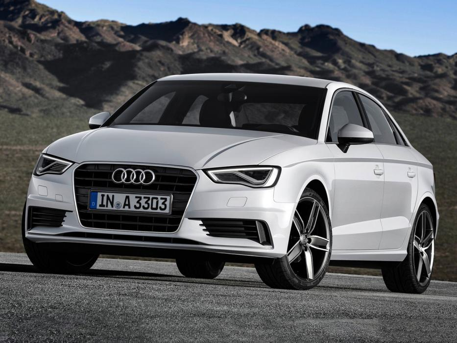 Audi A3 Sedan 2013 1.6 TDI S-TRONIC AMBITION - 0