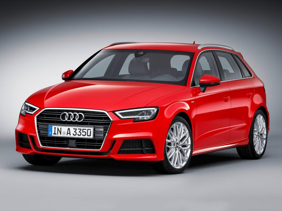 Audi A3 Sportback 2012 1.2 TFSI 110CV Attraction - 0