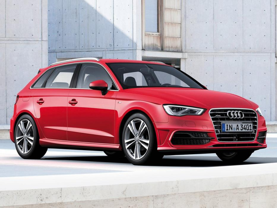 Audi A3 Sportback 2012 1.4 TFSI 125CV S-Tronic Attraction - 0