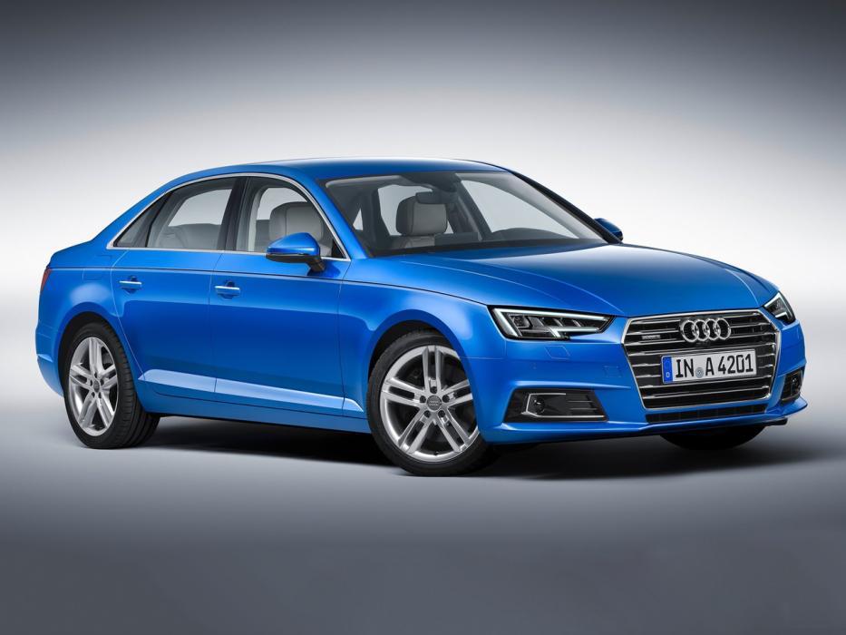 Audi a4 berlina 2015 2 0 tdi 190cv s tronic for Lunghezza audi a4 berlina