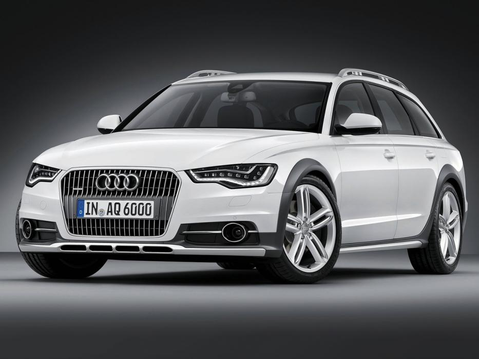 Audi A6 Allroad Quattro 2011 3.0 TFSI S-TRONIC ADVANCED EDITION - 0