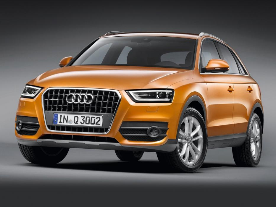 Audi Q3 2011 1.4 TFSI ADVANCED EDITION - 0