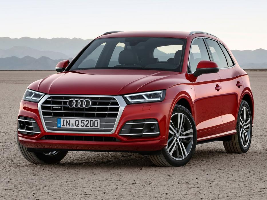 Audi Q5 2017 45 TDI quattro Advanced - 0