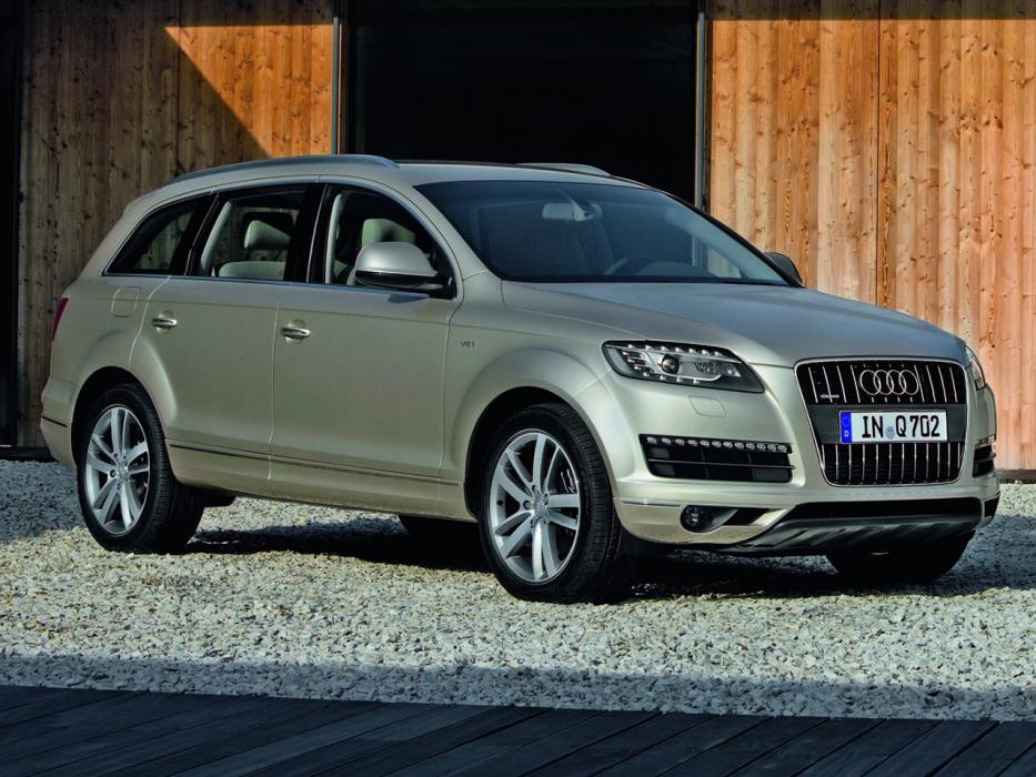Audi Q7 2011 3.0 TDI 245CV CD Quattro Tiptronic Attraction - 0