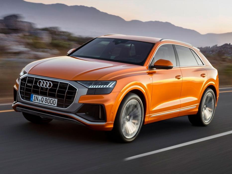 Audi Q8 2016: Datos y precios -- Autobild.es