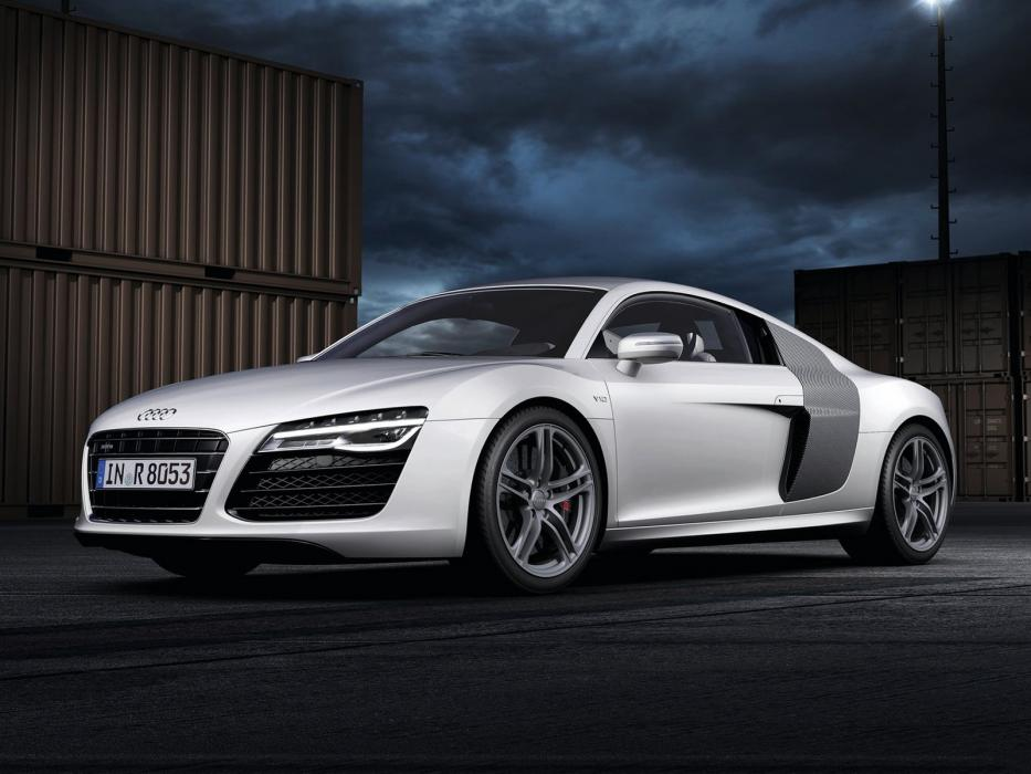 Audi R8 Coupe 2006 - 0
