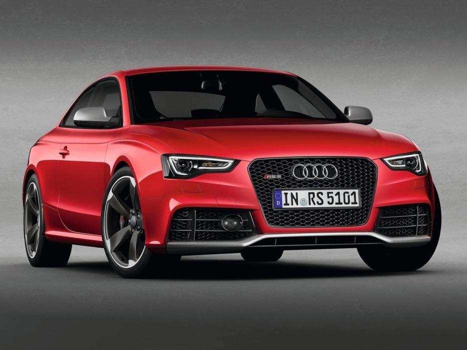 Audi RS5 Coupe 2012 - 0