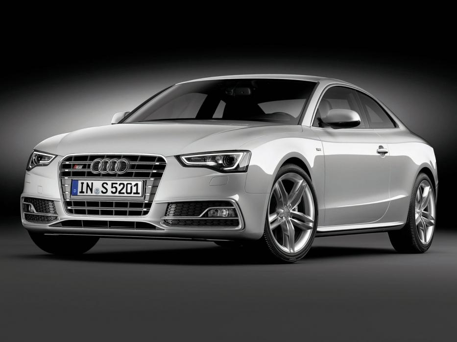 Audi S5 Coupe 2012 - 0