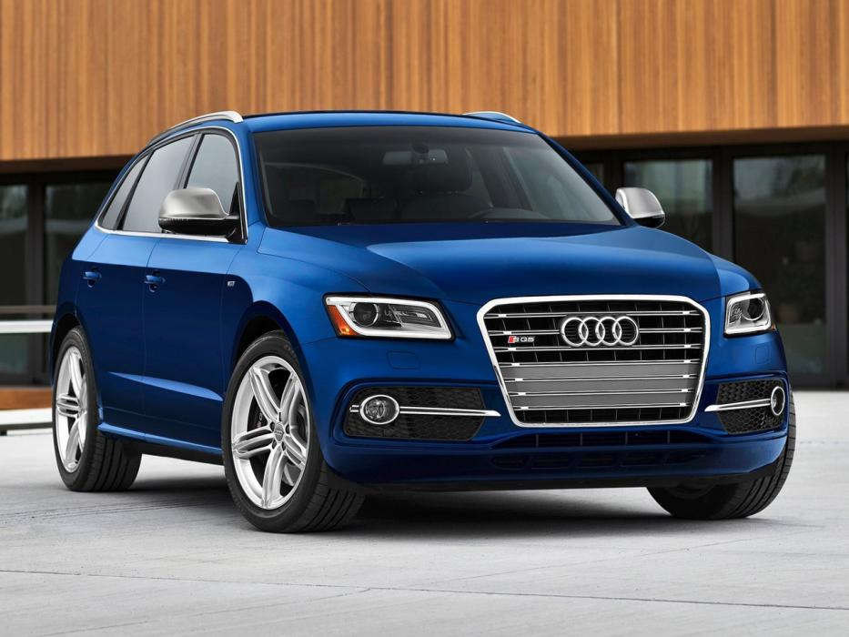 Audi SQ5 2012 3.0 TDI 326CV Quattro Tiptronic Competition - 0