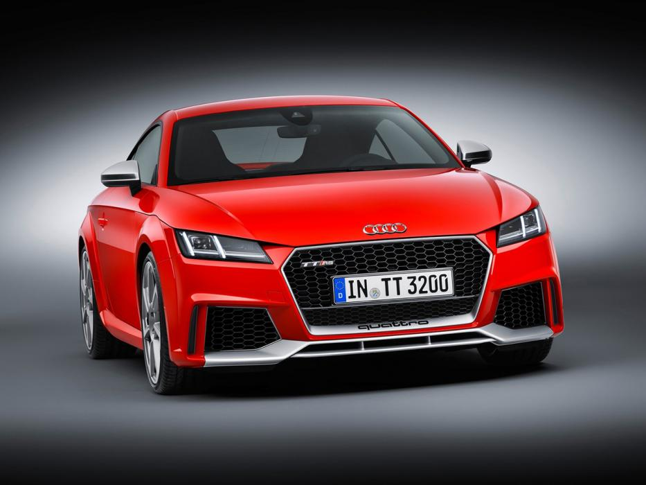 Audi TT RS Coupe 2017 - 0