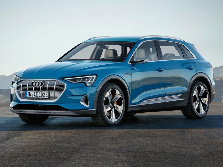 Audi e-tron 2018 55 quattro (265 kW) Advanced - 0