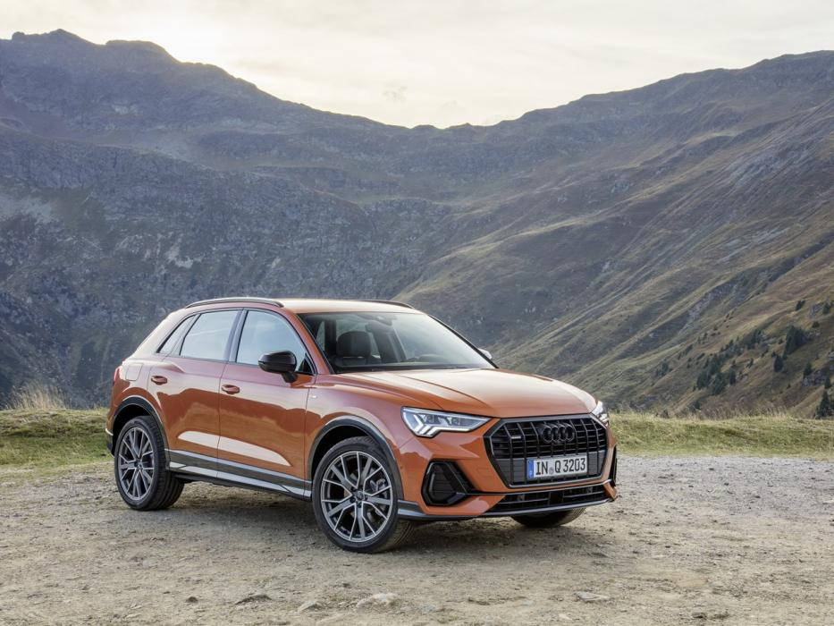 Audi Q3 2019 35 TFSI Advanced - 0