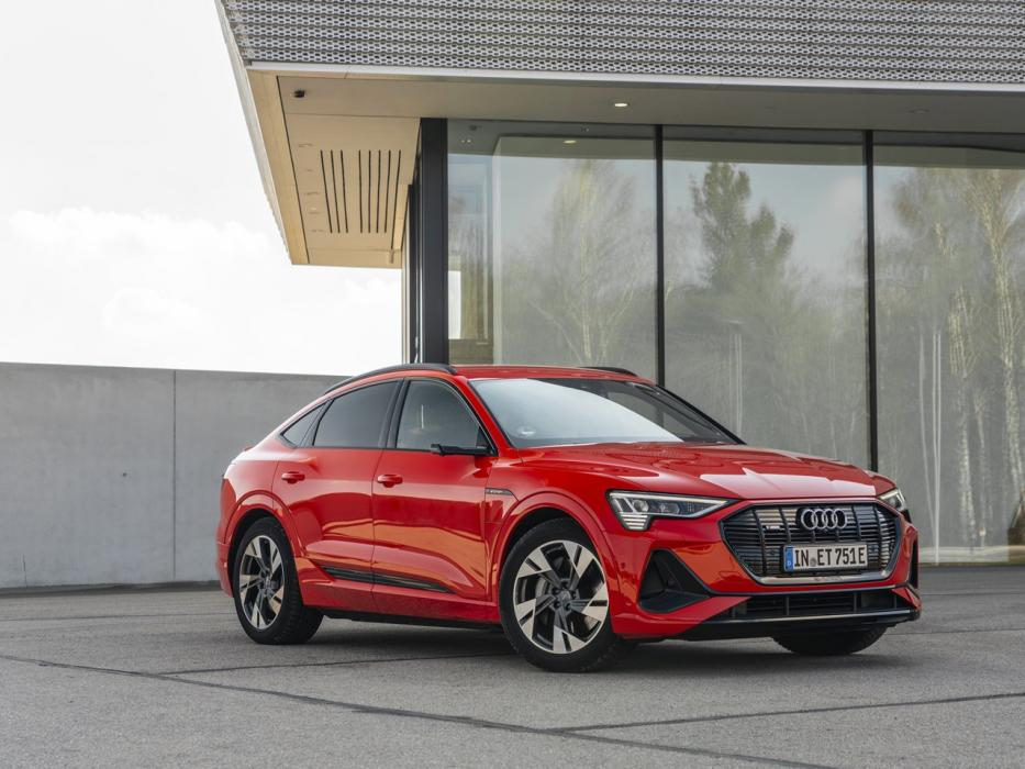 Audi e-tron Sportback 2020 50 quattro Advanced - 0