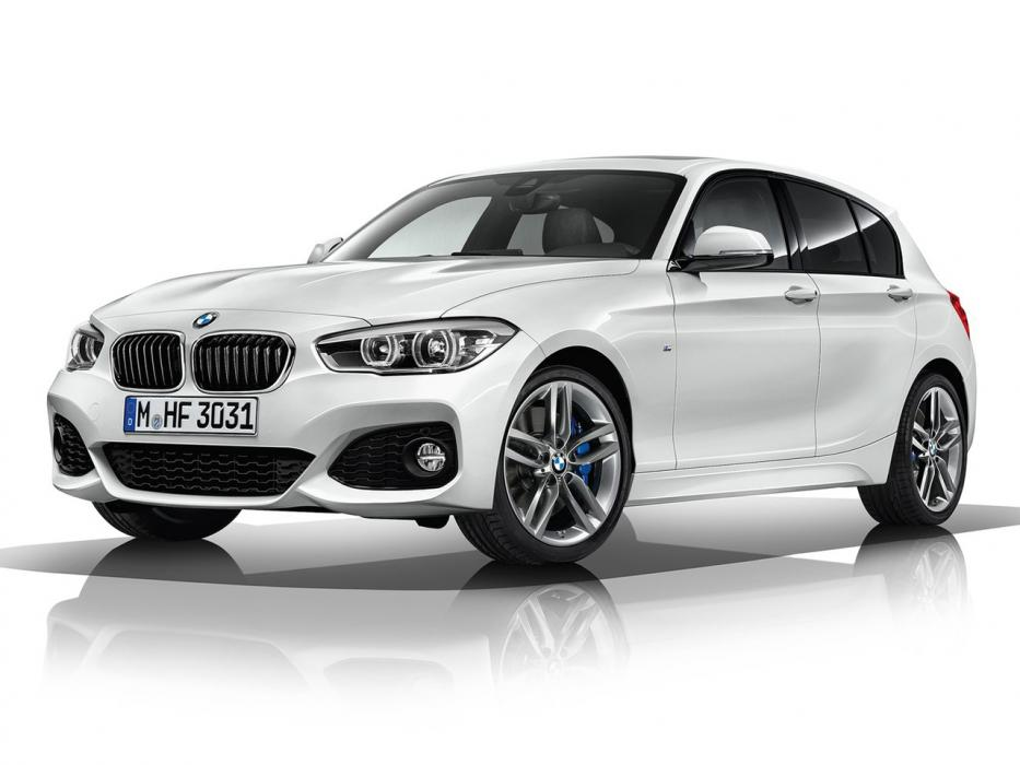 BMW Serie 1 Hatchback 2017 125i - 0