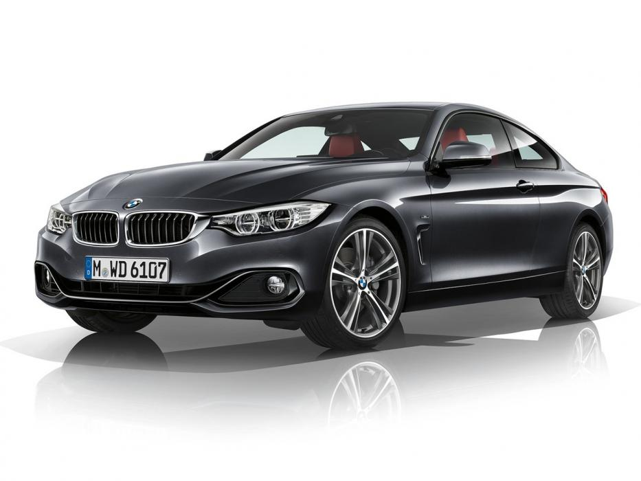 BMW Serie 4 Coupe 2014 420d - 0