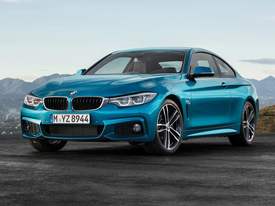 BMW Serie 4 Coupe 2017 435d xDrive - 0