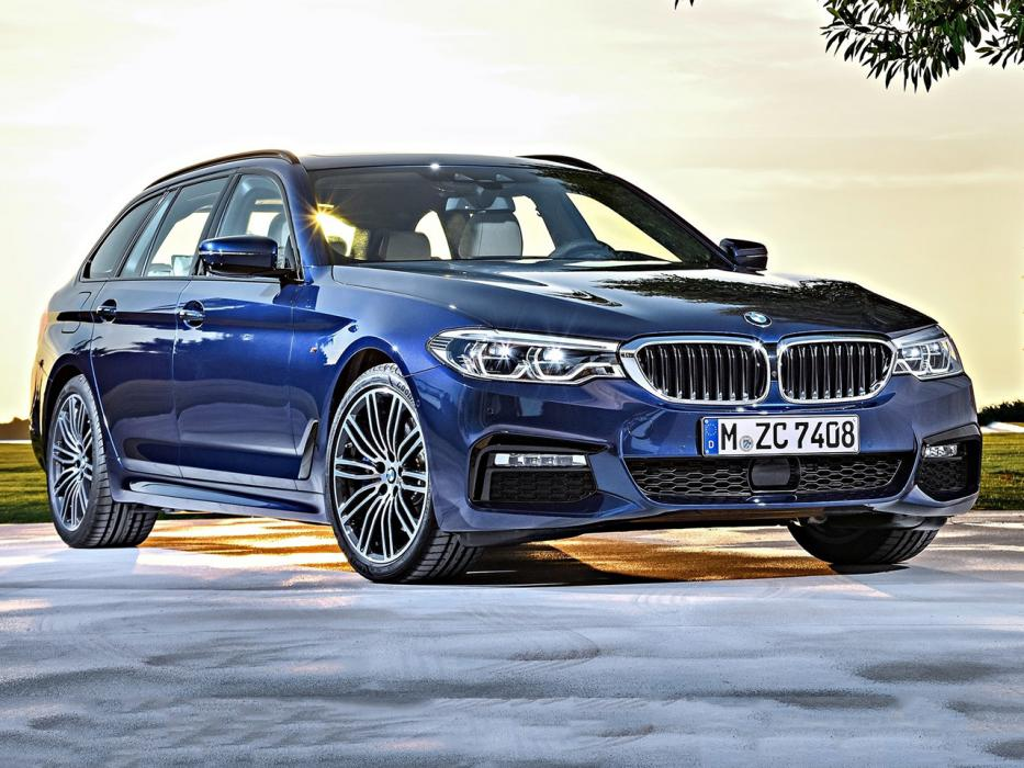 BMW Serie 5 Touring 2017 530d xDrive - 0