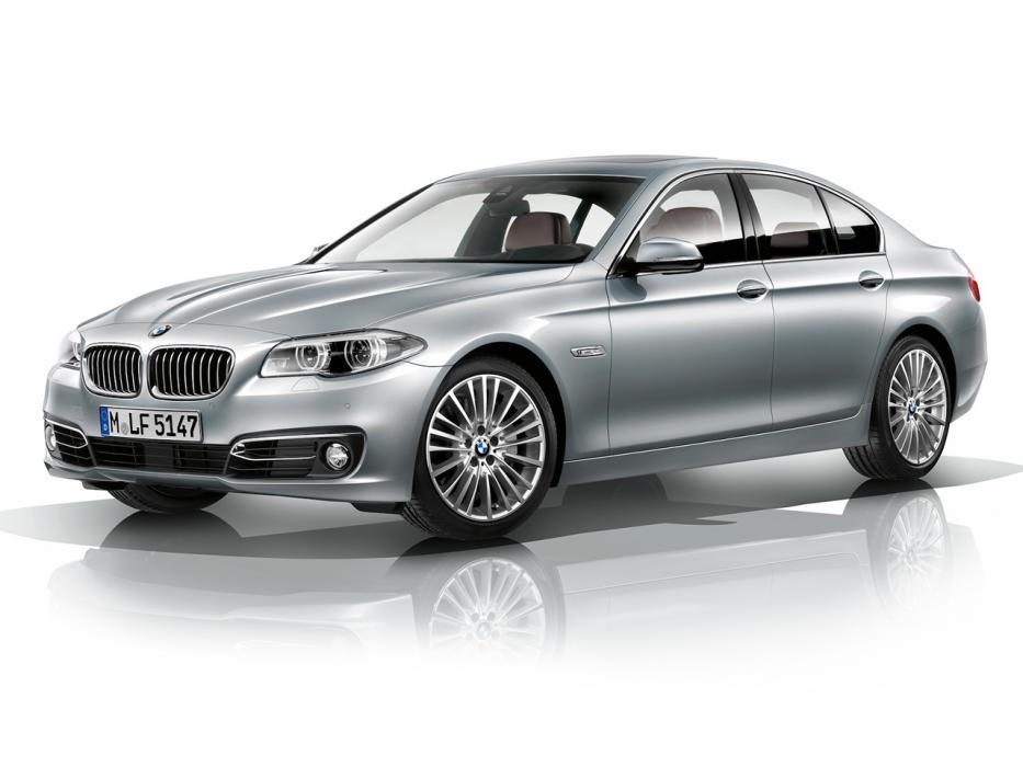 BMW Serie 5 Berlina 2009 M550d xDrive - 0