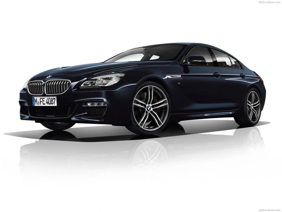 BMW Serie 6 Gran Coupé 2016 640i xDrive - 0