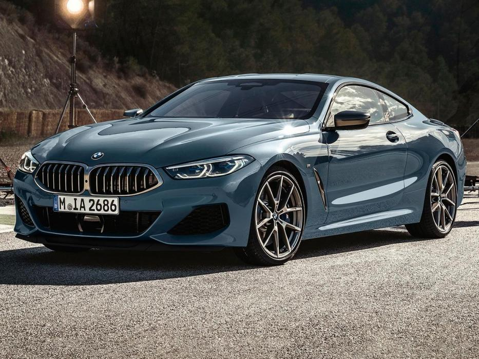 BMW Serie 8 Coupé 2018 M850i xDrive - 0