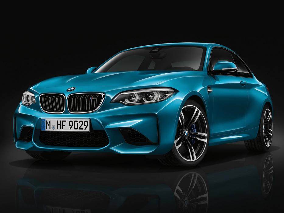 BMW M2 2017 M2 Competition - 0