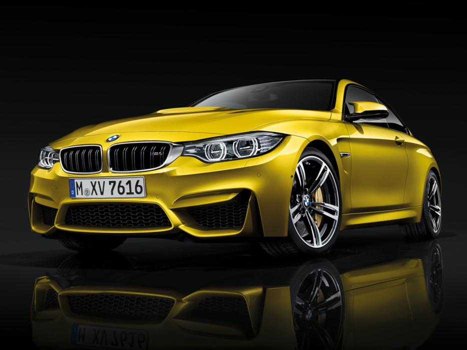 BMW M4 Coupe 2014 - 0