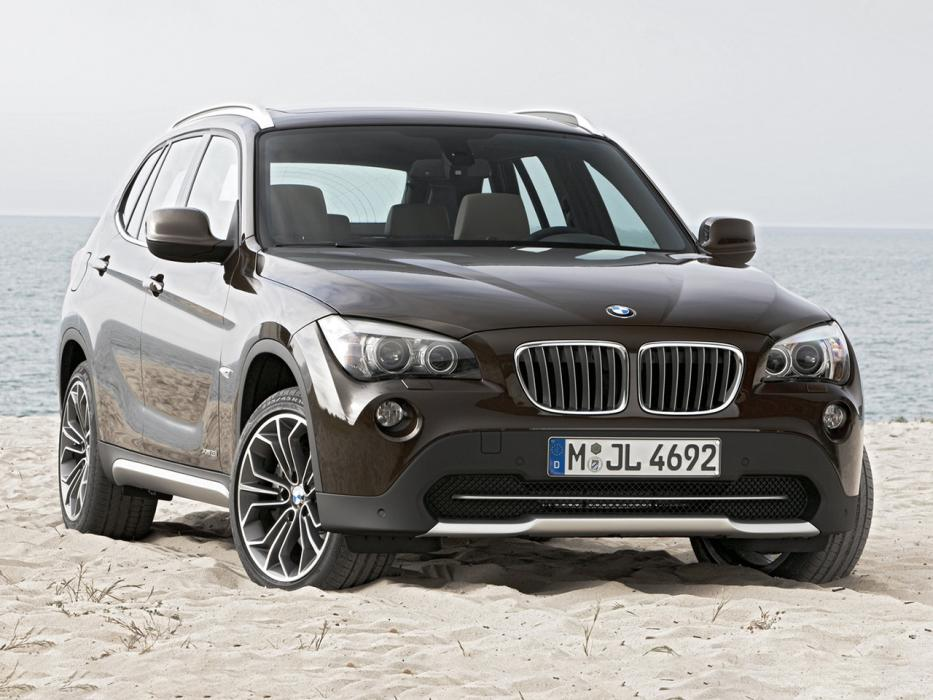 BMW X1 2009 sDrive16d - 0