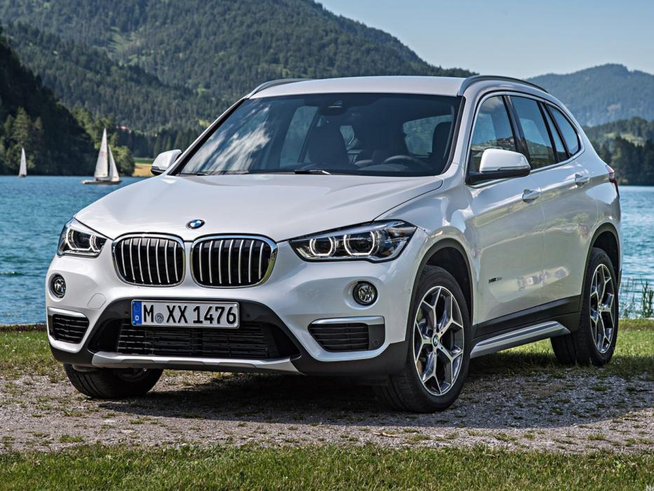 BMW X1 2015 sDrive18d - 0