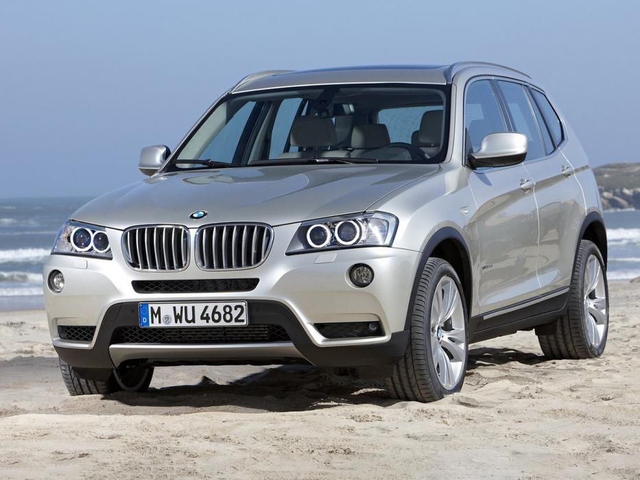 BMW X3 2011 sDrive18d - 0
