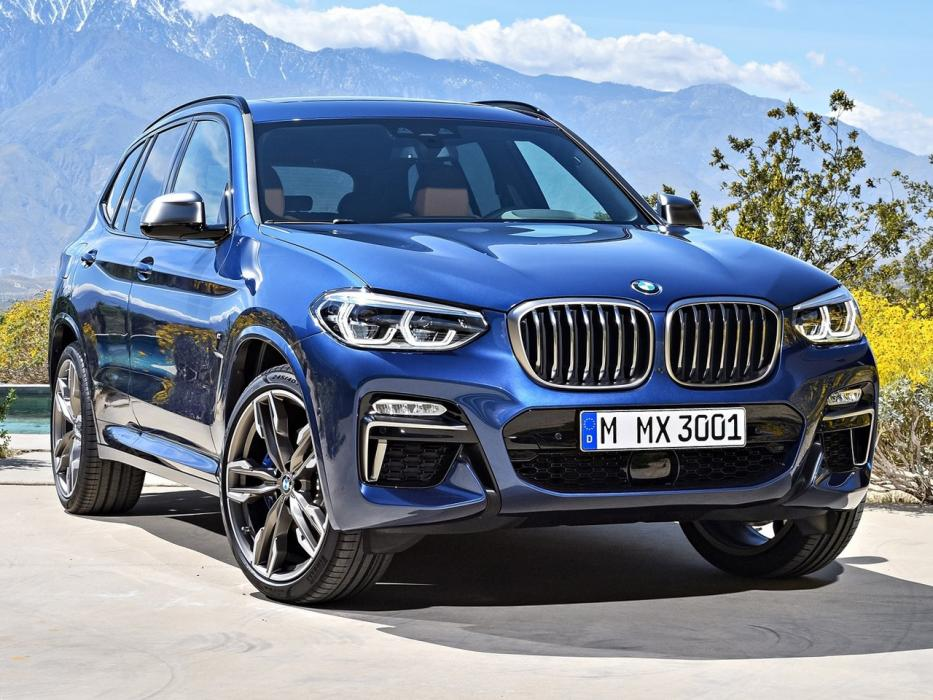 BMW X3 2017 sDrive18d - 0