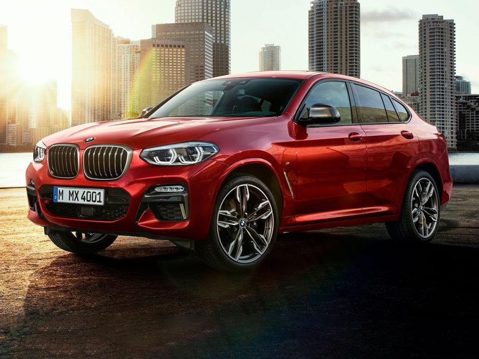 Resultado de imagen de BMW X4 basico
