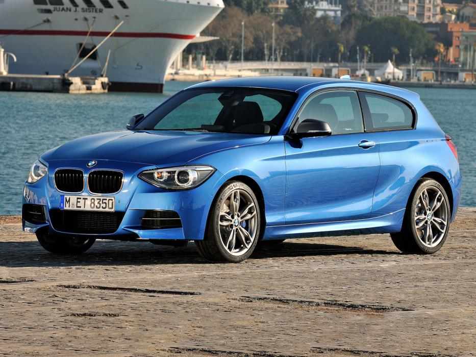 BMW Serie 1 Sporthatch 2011 118i - 0